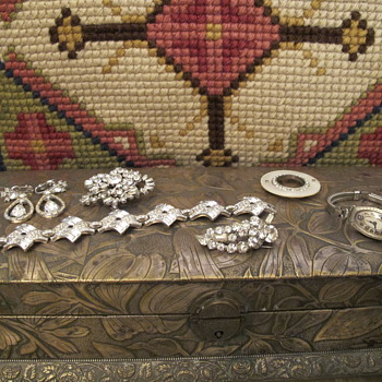 Great Costume Jewelry from Grandma & Aunt