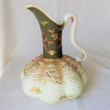 Interesting Glass Vases & UV Light Results Part 2 - Art Glass