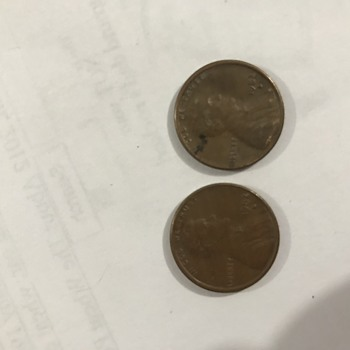 Can someone tell me if one of these is the 1982D small date penny - US Coins