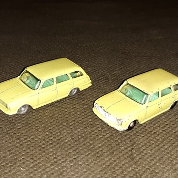 Mono Motoring Matchbox Monday MB 38 Vauxall Victor Estate Car - Model Cars