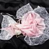 1960's vintage pink nylon full slip