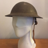 WWI Argyll and Sutherland Highlanders Helmet