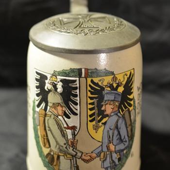 Franz Ringer 1914 Stein - Breweriana
