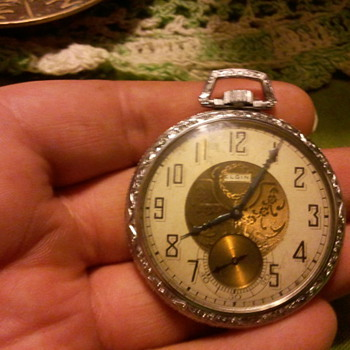 Gradnpa's watch - Pocket Watches
