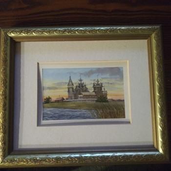 Russian Church? - Fine Art