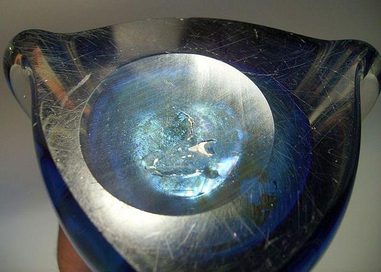 Murano Art Glass Vase Jordon Import Company Collectors Weekly