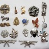 New Vintage Brooches