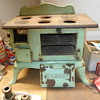 Mascot toy stove