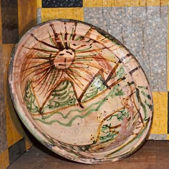 Bandera or Tzintzuntzan Pottery Bowl? - Pottery