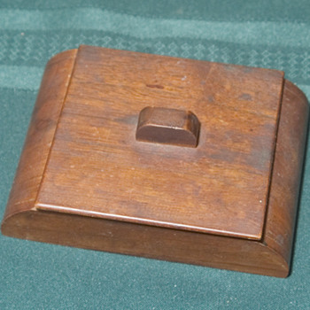 Stamp Box antique? - Furniture
