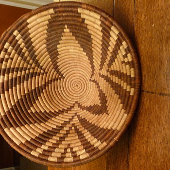 My latest Apache Basket finds - Furniture