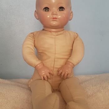 20 inch Effanbee composition doll  - Dolls