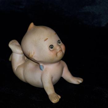 """Kewpie""  Piano Mascott - Dolls"