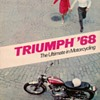 1968 - Triumph Motorcycles Sales Brochure