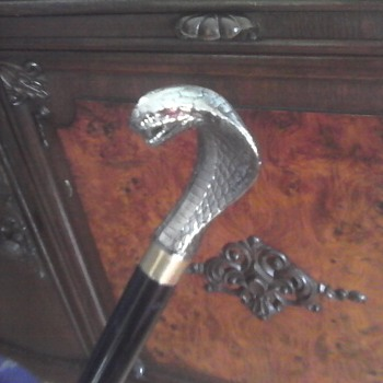 Cobra Head Cane - Accessories