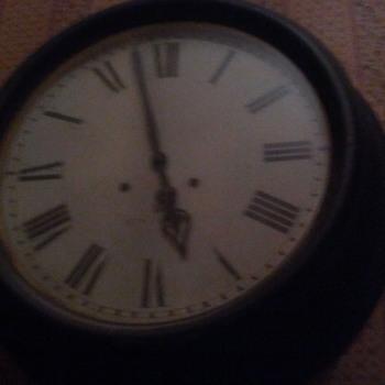 Seth Thomas gallery clock