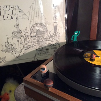 Today's Odd's ,End's and Music show ! - Records
