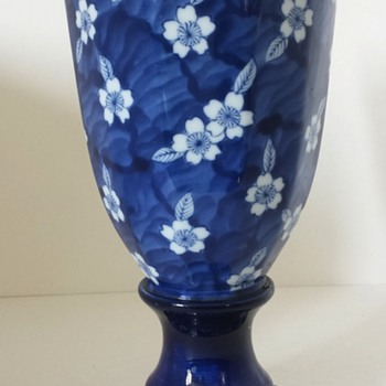 Photo of the vase - Asian