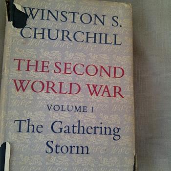 The Second World War (Volumes I - VI) Winston Churchill