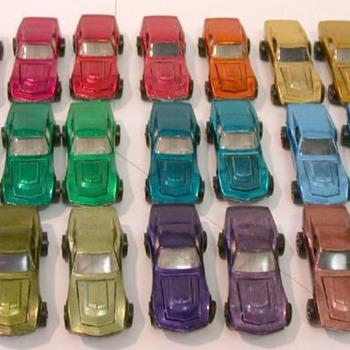 Custom Corvette - Model Cars