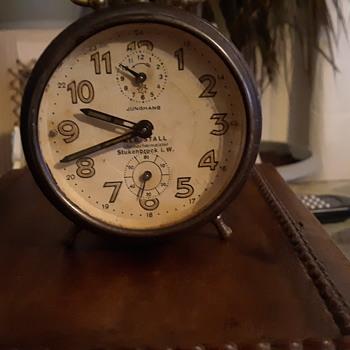 Junghans alarm clock - Clocks