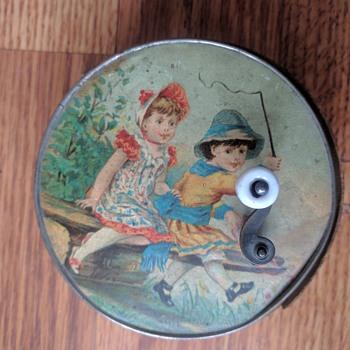 Music Box  1930?  Musique A  AURS, made in France - Music Memorabilia
