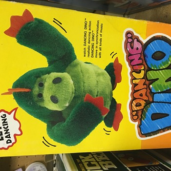 Dancing Dino Battery Operated Toy - Toys