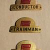 Penn Central Badges