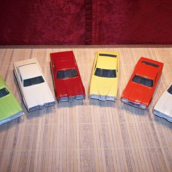 Funmates, Ford and Mercury cars
