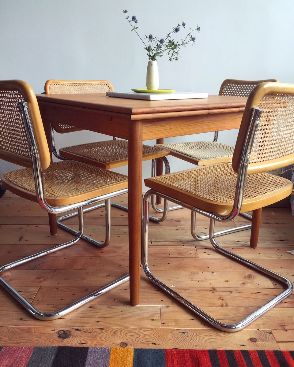 Terrific Cesca Chairs Collectors Weekly Theyellowbook Wood Chair Design Ideas Theyellowbookinfo