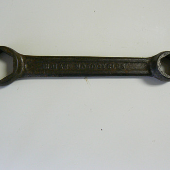 Indian Motorcycles wrench