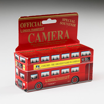 London Transport Souvenir Camera. Late 1990s. - Cameras