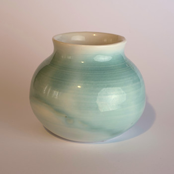 Vase with clouds - Pottery