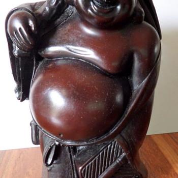 Chinese Laughing Buddha