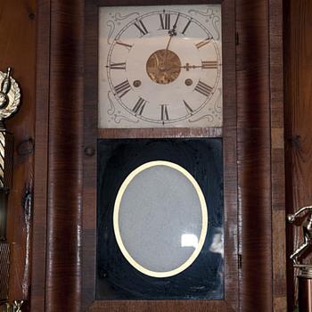 My dad - Clocks