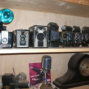 misc early cameras.