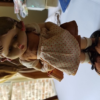 My mom's doll