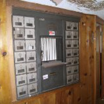 Post Office Box Units