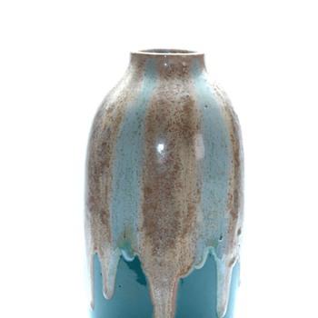 A rare flambé vase by LEON ELCHINGER - Art Nouveau
