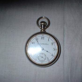1884 Elgin Pocket Watch  - Pocket Watches