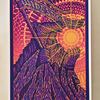 Widespread Panic at Red Rocks, 2019 - Posters and Prints