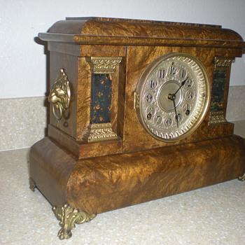 Grandparents Clock - Clocks