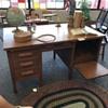 Antique Teachers Desk