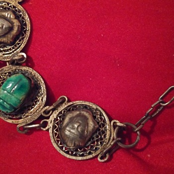 Old jewerly - Costume Jewelry