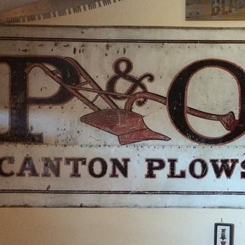 P&O Canton Plows