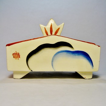 MARTHA SEAKIN FOR SCHRAMBERGER MAJOLIKAFABRIK-GERMANY - Art Deco