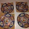 Vintage Imari Ware, Beautiful Plates.