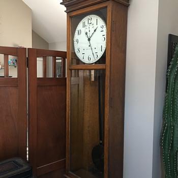 Seth Thomas Clock from my Grandfather - Clocks