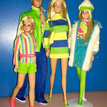 Barbie 1971  - Dolls