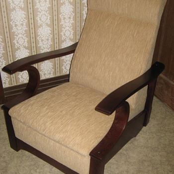 My mystery chair.